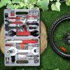 Yorbay Fahrrad-Werkzeugkoffer