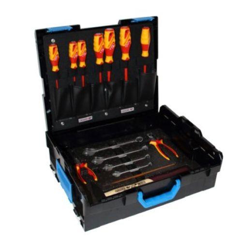 Gedore Werkzeugkasten in L-Boxx Gr. 2