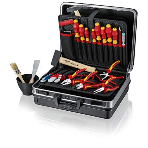 """Knipex Montagekoffer """"HLS Elektro-Installation"""""""