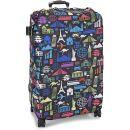 No Name LuxuryforTravel - elastische Kofferschutzhülle