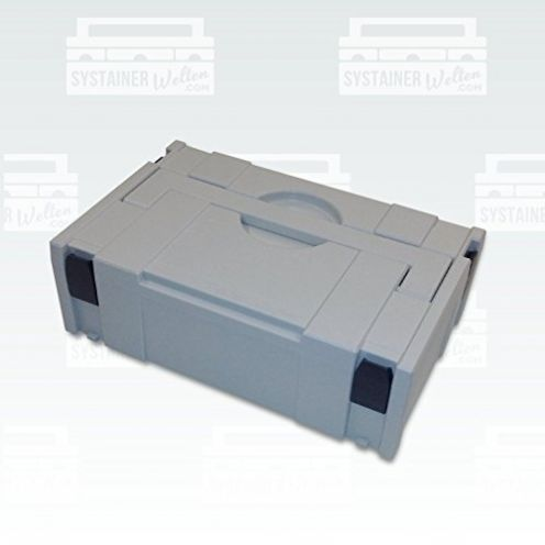 Tanos Systainer Mini Gr. II lichtgrau