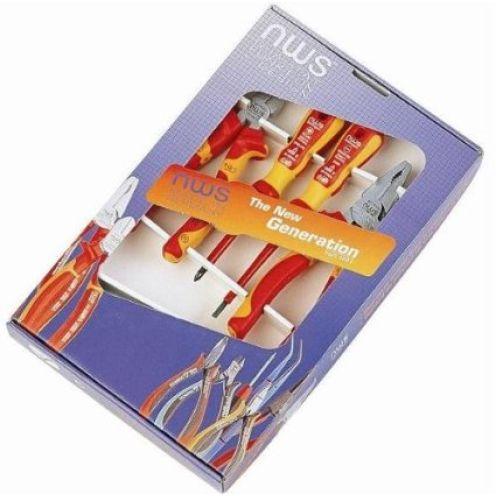 NWS Werkzeugsatz VDE 4-teilig