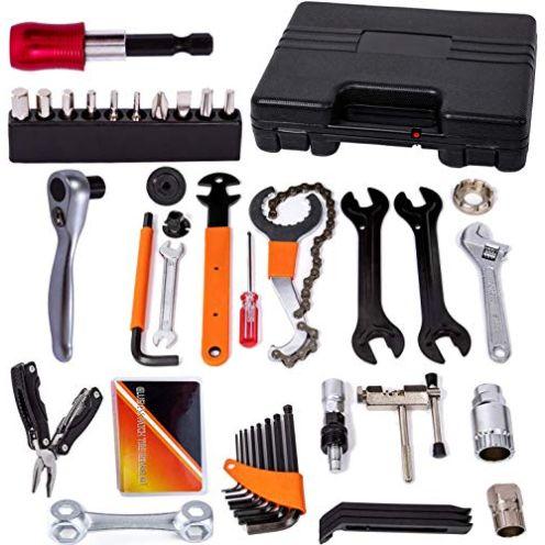 COZYROOMY Fahrrad Reparatur Werkzeug Set