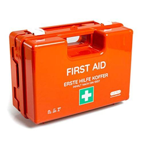 FLEXEO Erste Hilfe Koffer für Betriebe