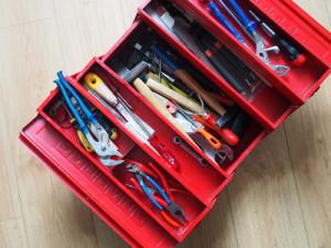 Werkzeugkoffer selbst gestalten